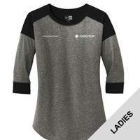 LNEA104 - Ladies 3/4 Sleeve T-Shirt