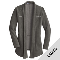 L807 - Ladies Interlock Cardigan