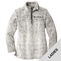 L130 - Ladies Cozy 1/4 Zip Fleece