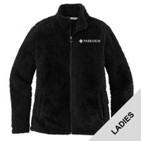 L131 - Ladies Cozy Fleece Jacket