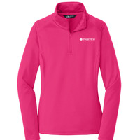NF0A3LHC - The North Face Ladies Tech 1/4-Zip Fleece