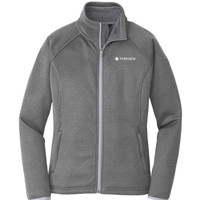 NF0A3LHA - The North Face Ladies Canyon Flats Stretch Fleece Jacket